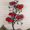 Hanging Tree Trellis with Pumpkin / Flower Pot Holders