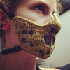 Hannibal Lecter Mask Face Warmer