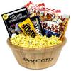 Hardwood Popcorn Bowl