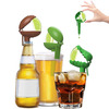 HeadLimes - Clip-On Beer and Cocktail Citrus Squeezers
