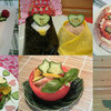 Heart-Shaped Cucumber Mold Set