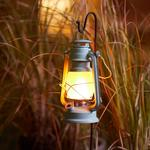 Heavy Duty Iron Shepherd Hooks - Hang String Lights All Around Your Home