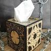 Hellraiser Puzzle Box / Tissue Box Holder