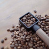 HMM Sqoop - Cast Iron and Teak Coffee Scoop