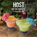 HOST Freeze - Margarita Cooling Glasses