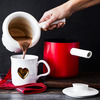 Hot Chocolate Double Boiler Pot
