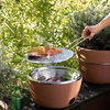 Hot-Pot BBQ - All-in-One Barbecue and Herb Garden