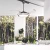 Hunter Fanaway - Retractable Blade Ceiling Fan / Pendant Light