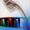 HydroBright LED Illuminated Color Changing Showerhead