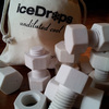 IceDrops Nuts and Bolts - Ceramic Whiskey Stones