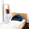 Igloo Dome Pillow - Almost Completely Cuts Out Sound and Light