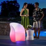IllumiChair - LED Color-Changing Outdoor Chair