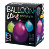 Illuminated LED Balloon String Lights