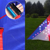 Illuminated UFO Night Kite