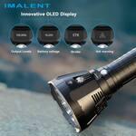 IMALENT MS18 - World's Brightest Flashlight - 100,000 Lumens!