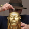 Indiana Jones - Golden Fertility Idol Bank