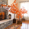 Indoor / Outdoor Lighted Maple Trees