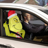 Inflatable Christmas Car Buddy - Snowman, Santa Claus, or The Grinch