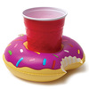 Inflatable Frosted Donut Drink Floats