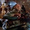 Jabba the Hutt's Dais Gargoyle Towel Ring