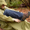 JakPak - World's First All-in-One Waterproof Jacket, Tent and Sleeping Bag