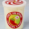 Jalapeno, Beer, Margarita, Merlot, Bacon, and Popcorn Cotton Candy Collection