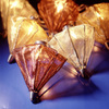 Silk Organza Japanese Lanterns