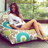 Jaxx Twist - Indoor / Outdoor Beanbag Chair