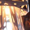 Jellyfish Light Shade / Paper Sculpture