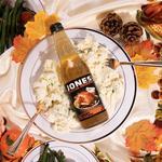 Jones Soda Turkey and Gravy Soda