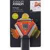 Joseph Joesph Tri-Peeler - Straight, Julienne, and Serrated All-in-One