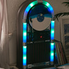Jukebox Vertical Bluetooth Record Player