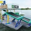 Jungle Float - Mobile Floating Water Park