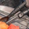 KA-BAR Tactical Spork w/ Serrated Knife Hidden in the Handle