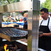 Kalamazoo Gaucho - Freestanding Wood-Fired Grill