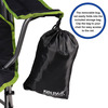 Kelsyus Canopy Chair with Removable Mosquito / Bug Net