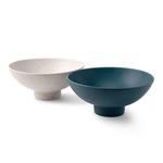 Kernel Filtering Popcorn Serving Bowl
