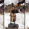 Kindling Cracker - Safer, Faster, and Easier Way to Split Firewood