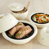 Kinto Cocoon - Ceramic Steaming Pot