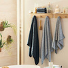 Kishu Binchotan Charcoal Bath Towels