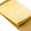 Kizara Wooden Sheet Notepad - 100% Japanese Natural Pine Wood