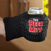 Knitted Beer Mitt