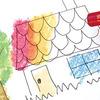 Kokuyo Transparent Gel Crayons