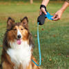 Kosoku Retractable Dog Leash With Built-In Bag Holder