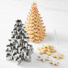 Kransekake Snowflake Cutters - Create Scandinavian Tiered Tower Cakes