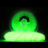 Krypton Glow In The Dark Thinking Putty