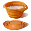 Kurgo Collaps-a-Bowl - Portable Pet Travel Bowl
