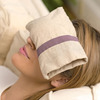 Lavender Eye Mask - Warm in the Microwave or Chill in the Freezer