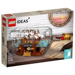 LEGO Ship in a Bottle - 962 Pieces!