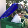 Lid-L-Buddy - Touch-Free Trash Lid Opener for Garbage Cans and Dumpsters